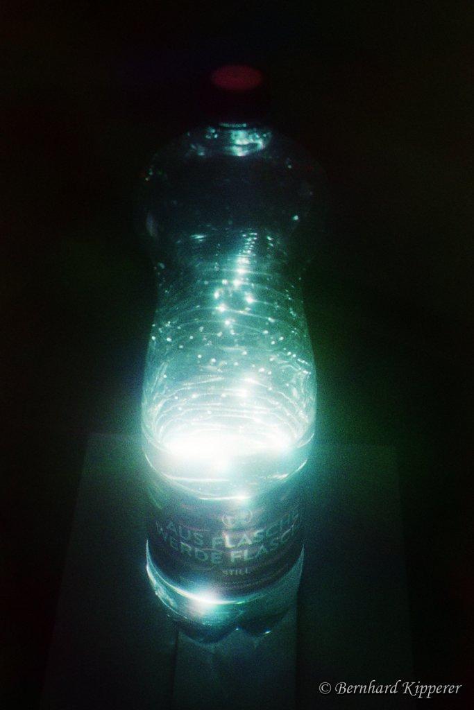 Glowing Bottle